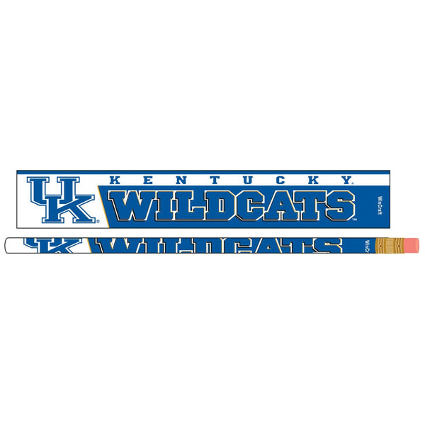 University of Kentucky Pencil 6-pack