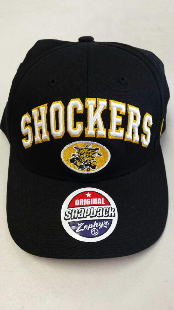 Wichita State Shockers Adjustable Hat by Zephyr