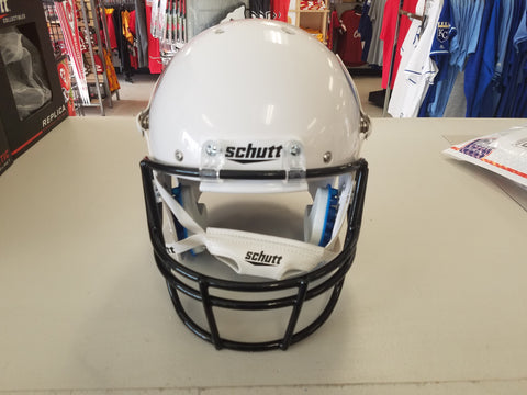 Missouri Tigers Full Size Replica White XP Oval Tiger Helmet by Schutt