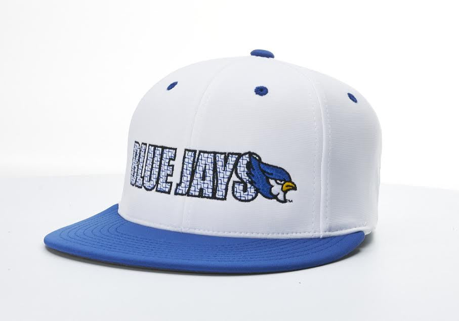 Liberty Blue Jays PTS Youth Flexfit Hat by Richardson