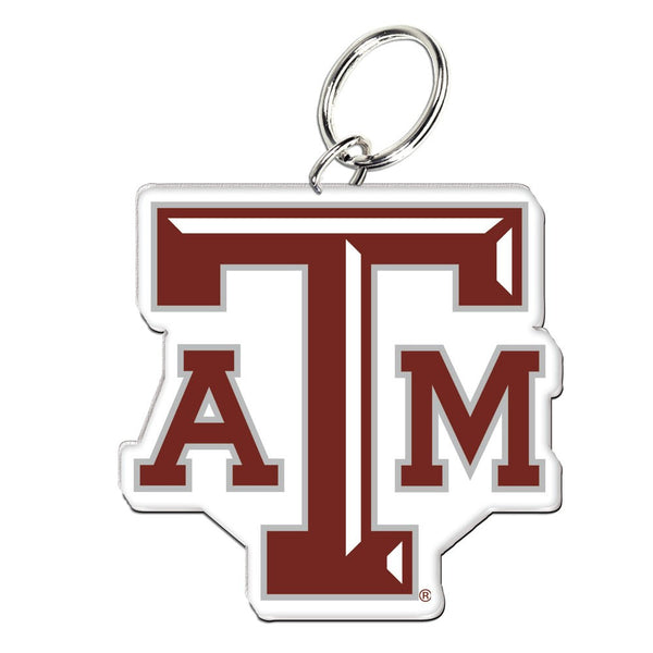 Texas A&M University Premium Acrylic Key Ring