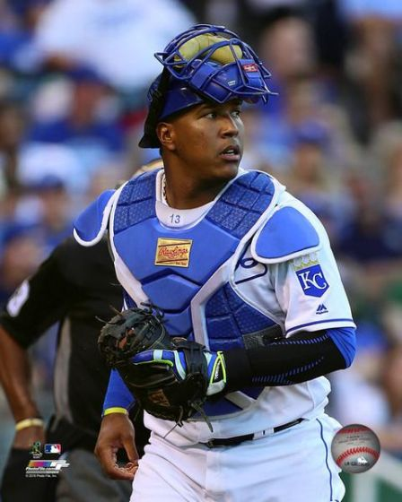 "Kansas City Royals Salvador Perez Unsigned 8""x10"" Photo"