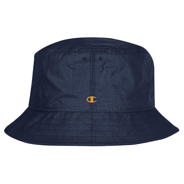 Liberty North High School Marine Navy Bucket Hat by Champion