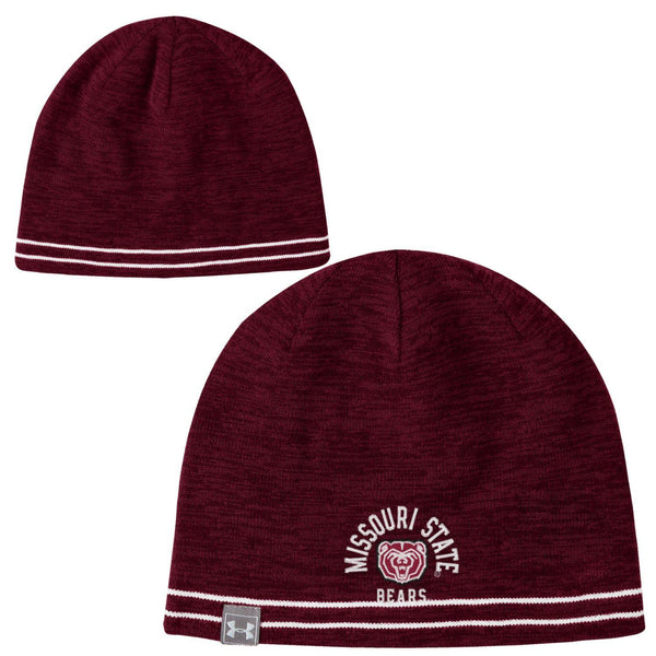 Missouri State Maroon Knit Hat by Under Armour