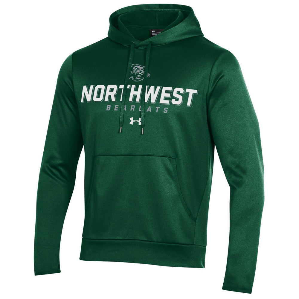"Northwest Missouri State ""Forest Green"" Hooded Sweatshirt by Under Armour"