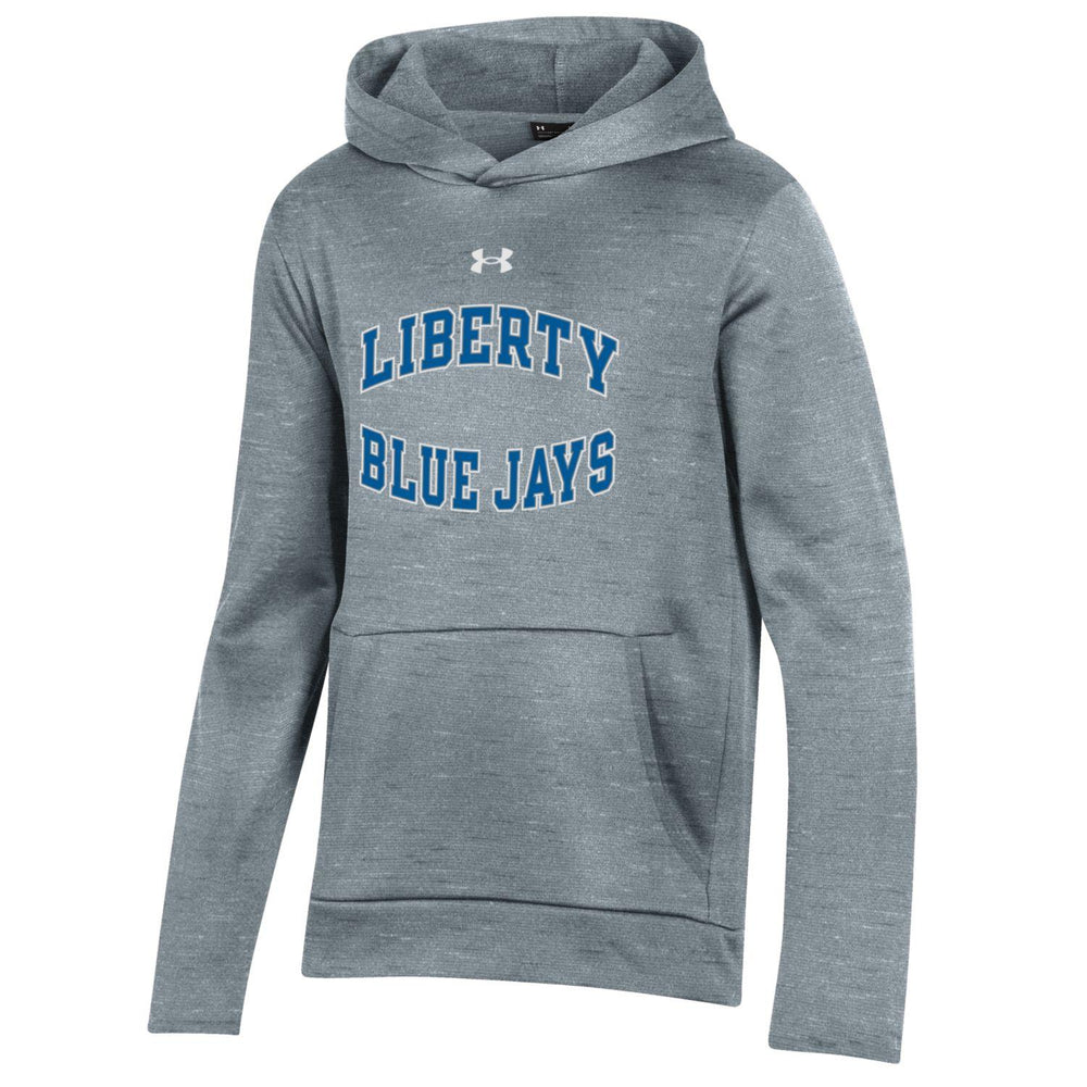 "Liberty Blue Jays ""YOUTH"" Grey Hoodie by Under Armour"