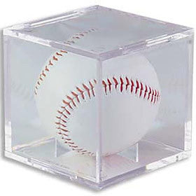 Square UV Baseball Holder