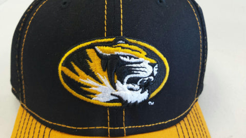 Missouri Tigers Jr. 2Tone Neo Youth 39THIRTY Hat by New Era