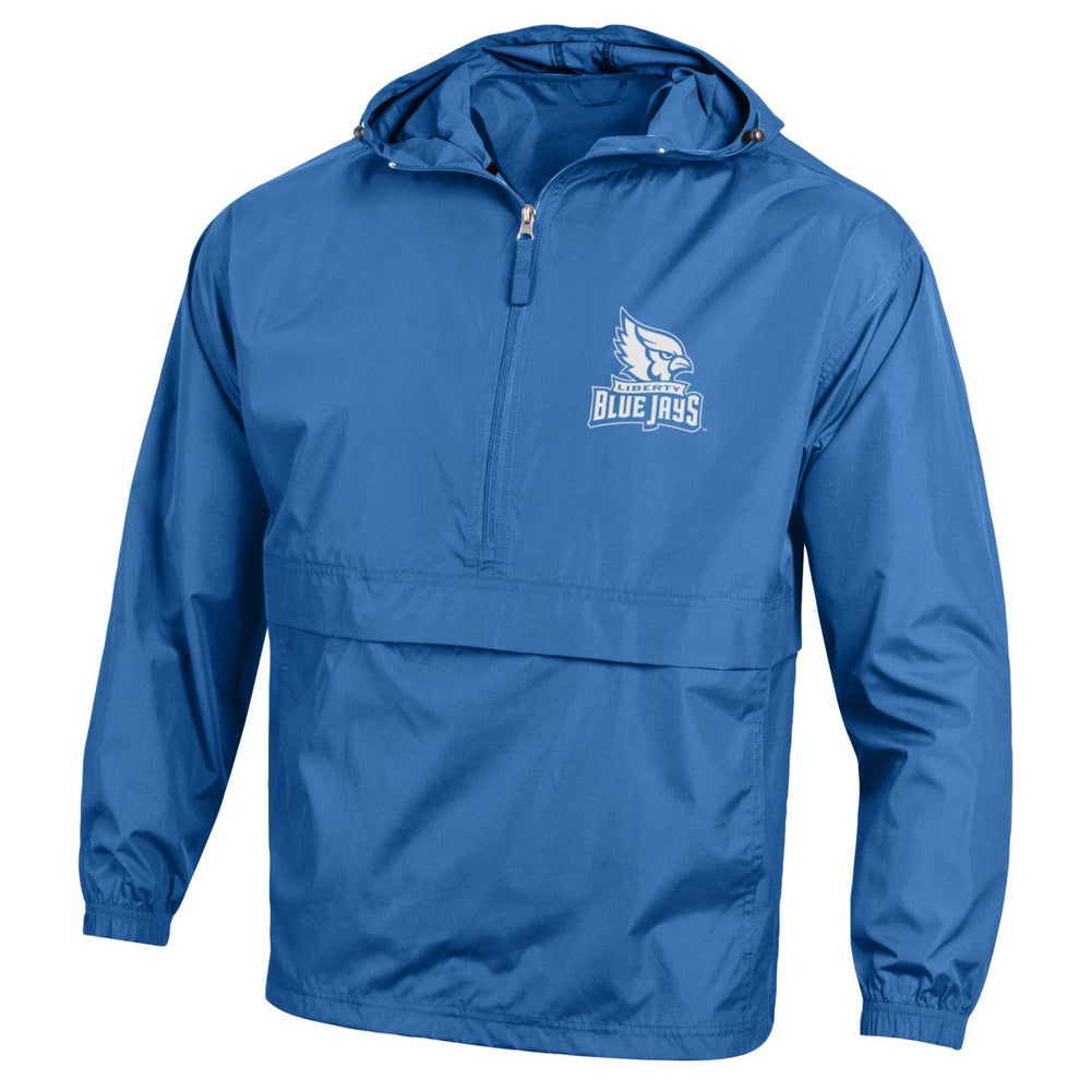 Liberty Blue Jays Windbreaker Packable Jacket by Champion