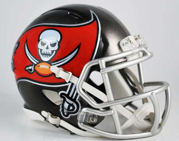 Tampa Bay Buccaneers Speed Mini Helmet