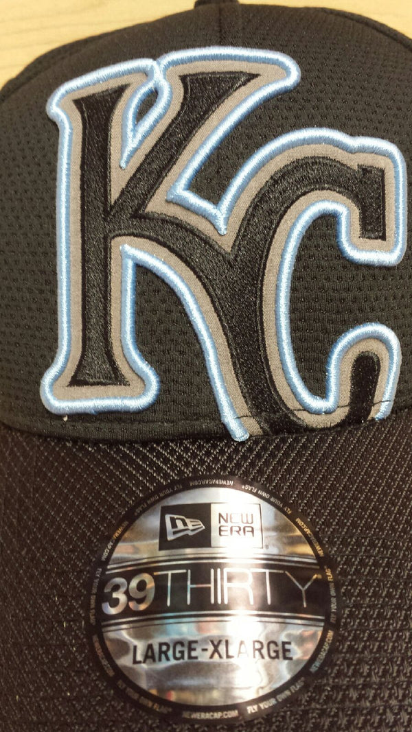 Kansas City Royals Build Up 39THIRTY Hat by New Era