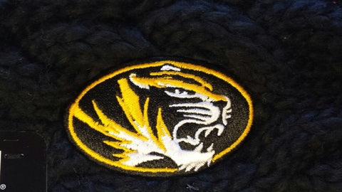 Missouri Tigers Ladies Cable Knitter Fleece Headband by New Era