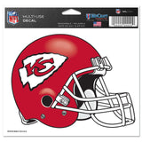 Kansas City Chiefs Multi-Use Colored Decal 5