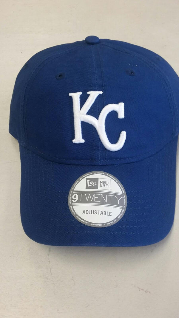 Kansas City Royals Core Shore Adjustable 9TWENTY Hat by New Era