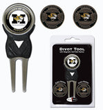 Missouri Tigers Golf Divot Tool with 3 Markers