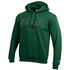 Staley Falcons Dark Green Fleece Hoodie by Champion