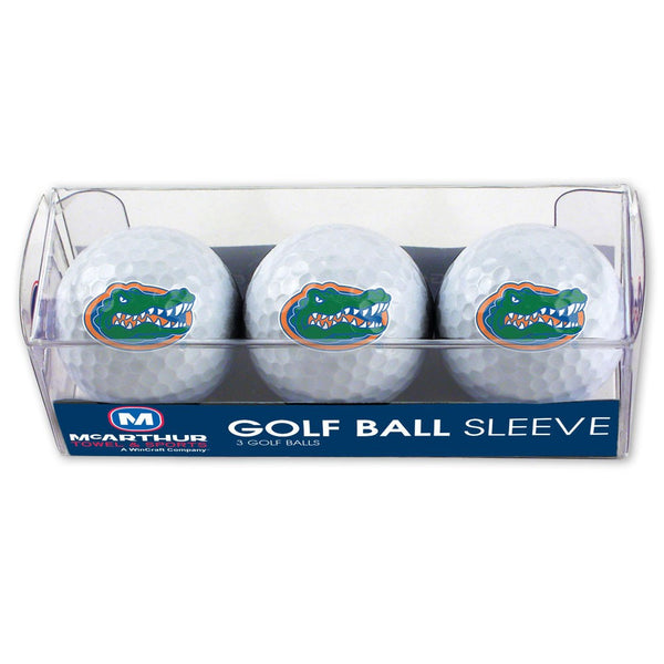 University of Florida Golf Balls - 3 pc sleeve