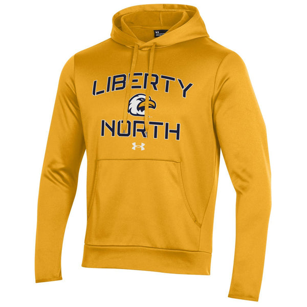 Liberty North Eagles Gold Fleece Hoodie by Under Armour