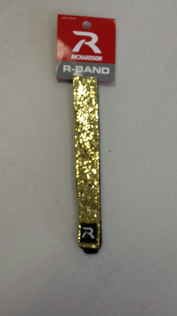 Gold Richardson Athletic R-Band