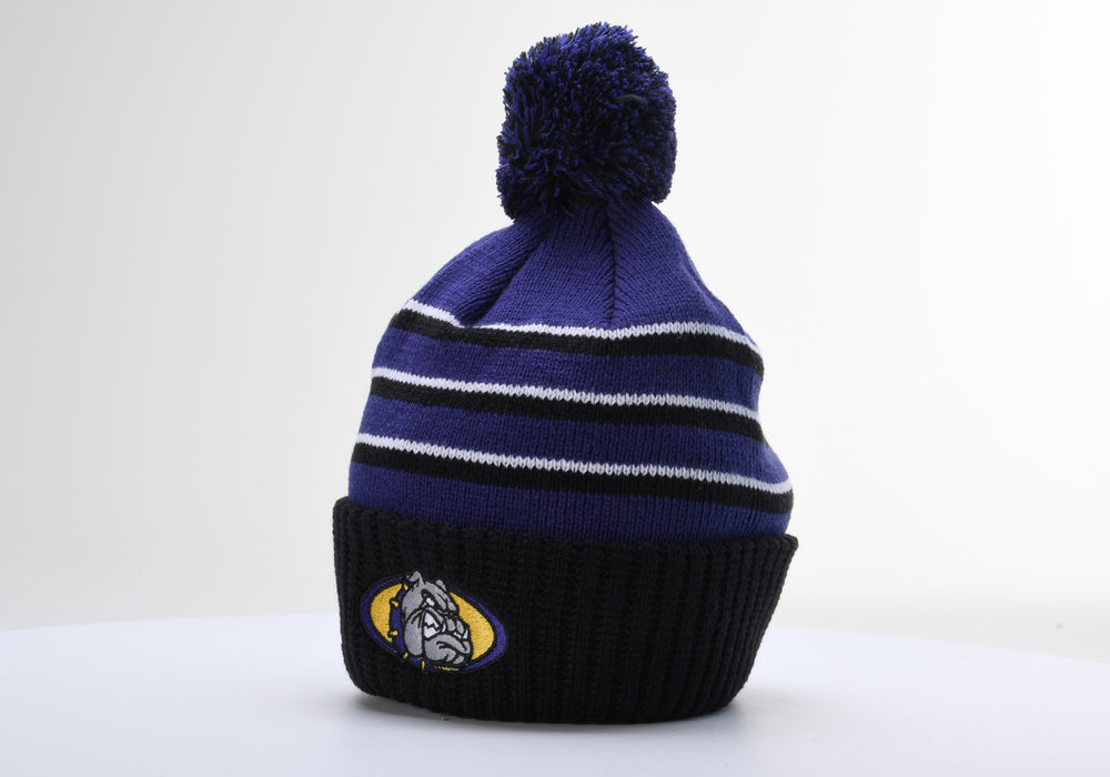 Kearney Bulldogs 134 Cuffed Pom Knit by Richardson