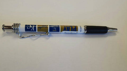 Kansas City Royals Retractible Ink Pen