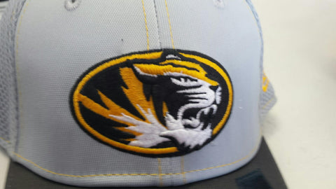 Missouri Tigers Jr. Logo Crop Neo 39THIRTY Hat by New Era