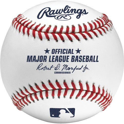 Rawlings Official Major League Baseball Robert Manfred