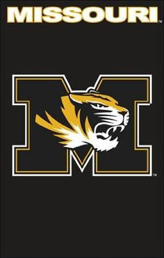 Missouri Tigers Oversized 2-Sided Premium Applique Banner