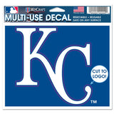 Kansas City Royals Multi-Use Decal 4.5