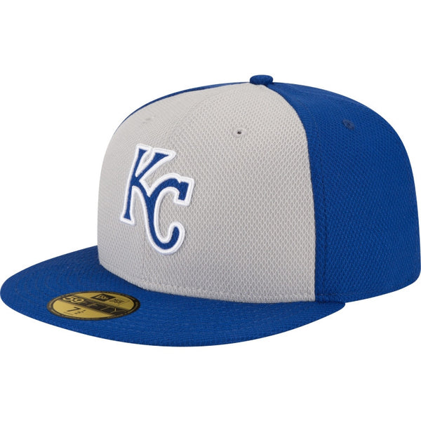 Kansas City Royals Away Batting Practice 59FIFTY Fitted Hat by New Era