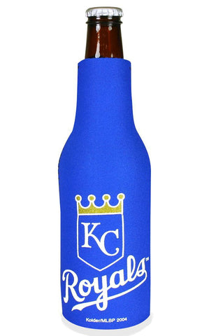 Kansas City Royals Zip Up Bottle Coozi