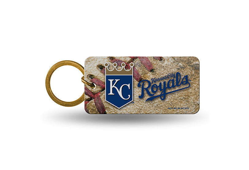 Kansas City Royals Crystal View Keychain by Rico