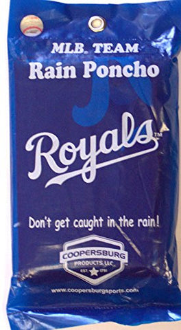 Kansas City Royals Gameday Poncho