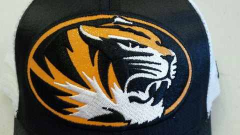 Missouri Tigers Ladies Satin Chic 9FORTY Adjustable Hat by  New Era