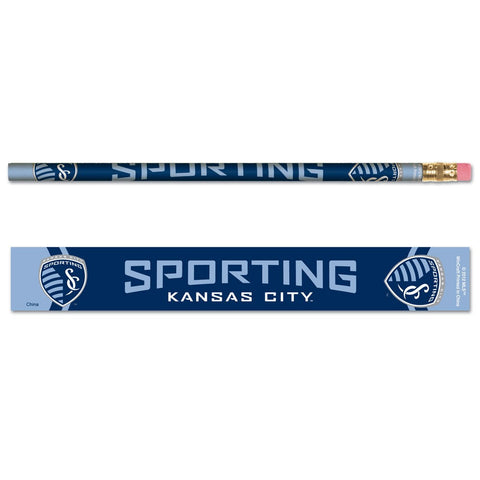 Sporting Kansas City Pencil 6-pack