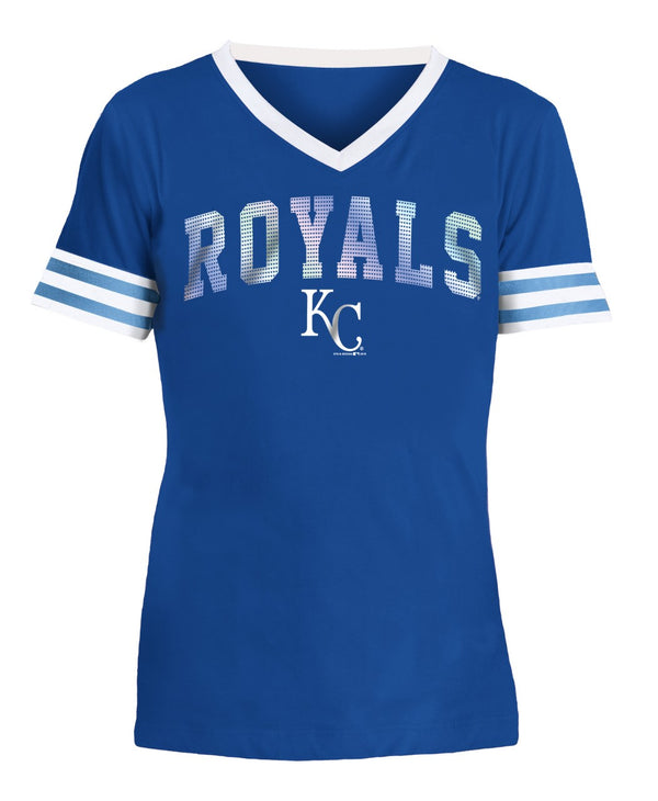 Kansas City Royals Girls T-Shirt