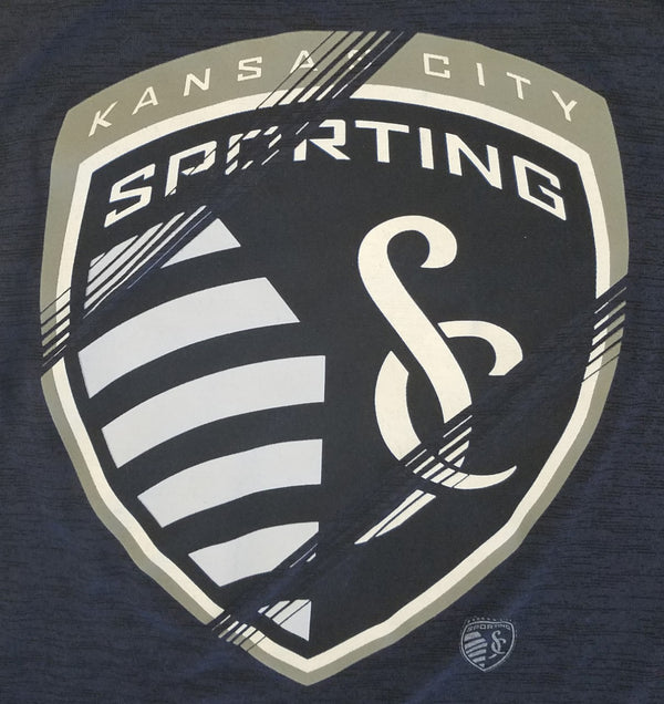 Sporting Kansas City Mens Long Sleeve Shirt by Fanatics