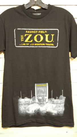 Missouri Tigers Men's The Zou S/S Tee by Majestic