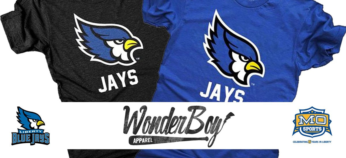 Yes!  We carry WonderBoy apparel.