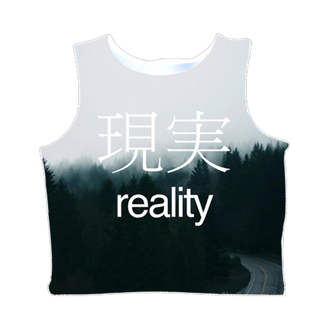 REALITY CROP TOP