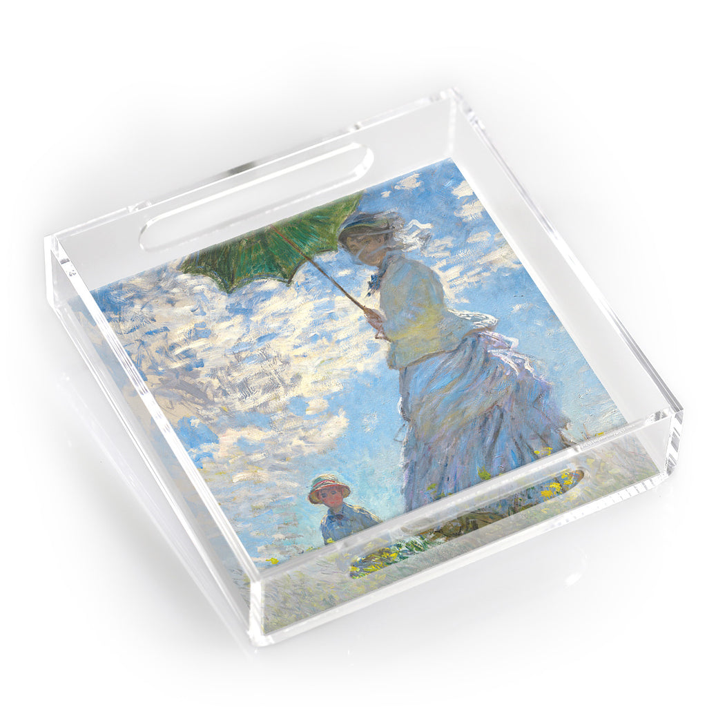 Lucite Trays - 5607S