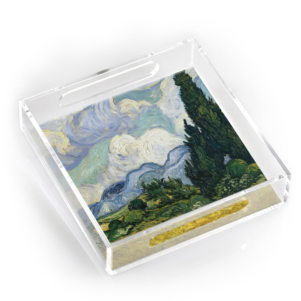 Lucite Trays - 5608S