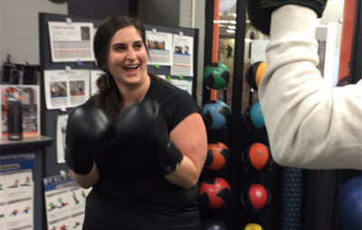 Shannon Kasperson: Choosing To Uncover The Fight Within
