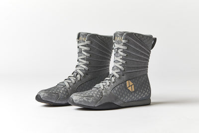 Eos High Top in Storm Gray