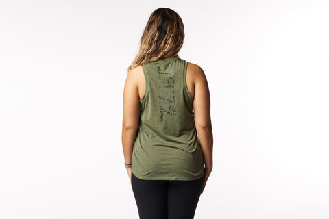 1972 Tank in Olive Green