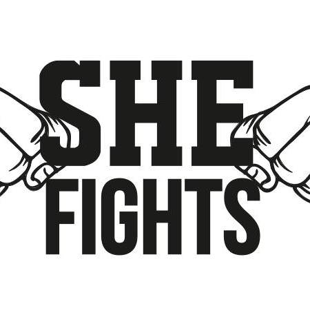 She Fights logo