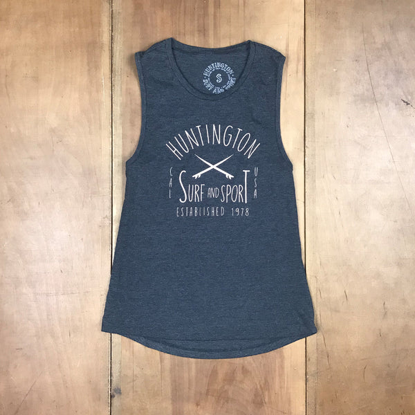 HSS WOMENS CENTER STAGE MUSCLE TANK