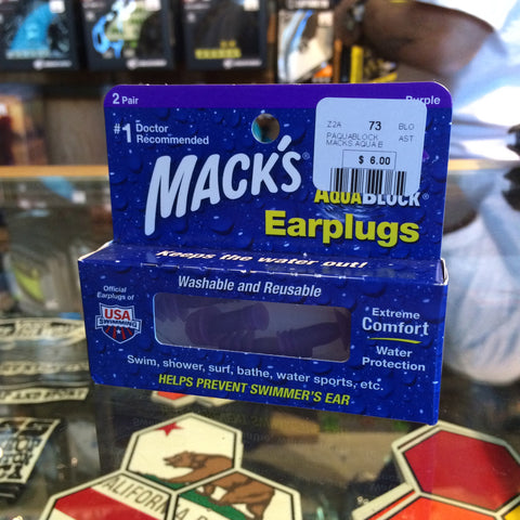 MACKS AquaBlock Ear Plugs
