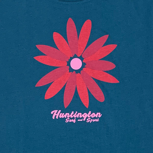 HSS WOMEN'S BOARDS IN BLOOM TEE