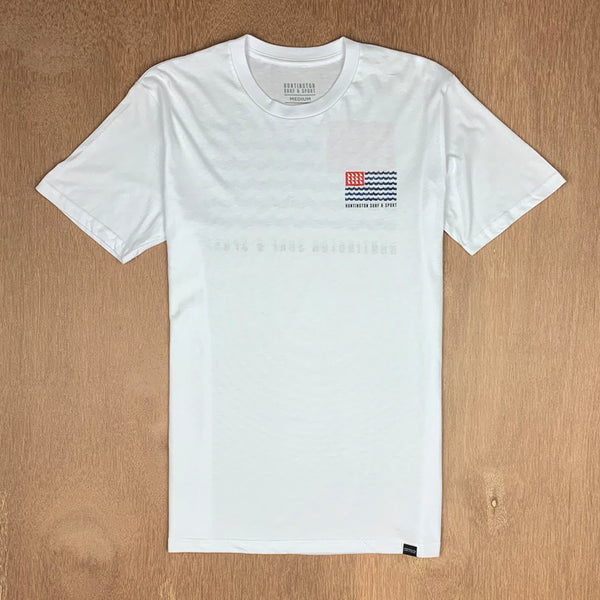 HSS FINS AND STRIPES TEE